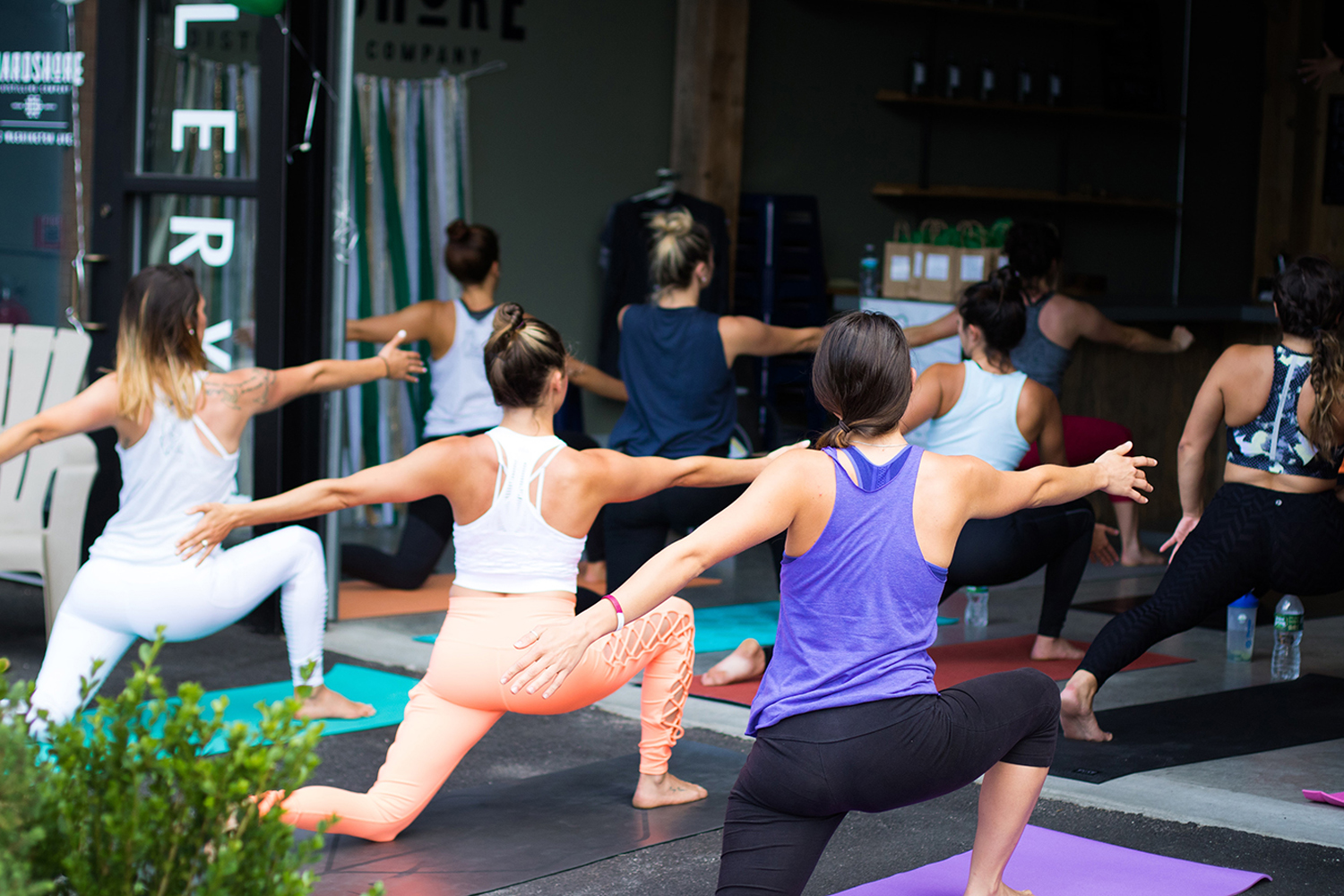 Beispiel-Event Yoga & Meditations Retreat